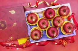 日本蜜富⼠蘋果(8顆)
