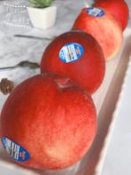 大顆飽滿 x 進口加州水蜜桃