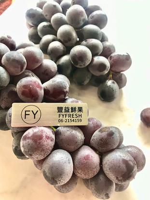 巨峰葡萄-台灣在地水果