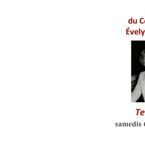 «Temps, temporalités» – Les Samedis du Centre de Psychanalyse Ev. & J. Kestemberg