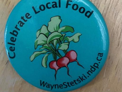 Local Food Awareness Day