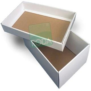 Caja Zapatos micro corrugado de lujo cop