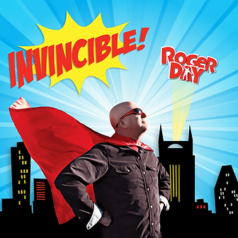 Invincible! Album Cover
