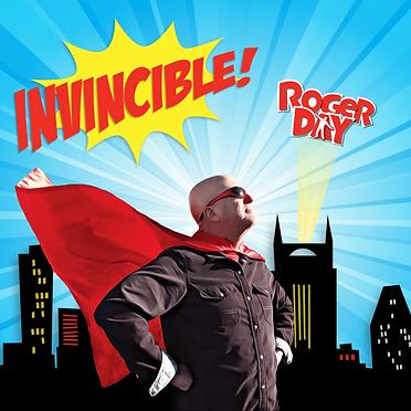 Invincible! Album Cover