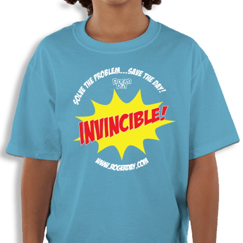 Invincible! T-Shirt