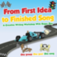 From First Idea to Finished Song Version