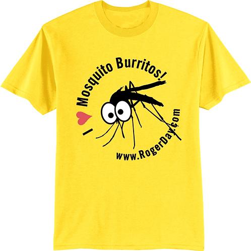 """""""Mosquito Burrito"""" T-Shirt"""