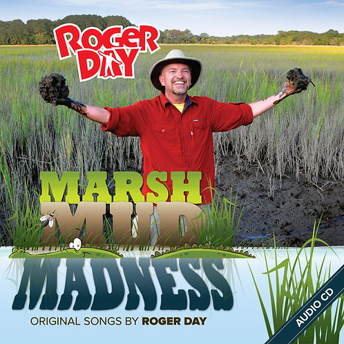 Marsh Mud Madness (CD)
