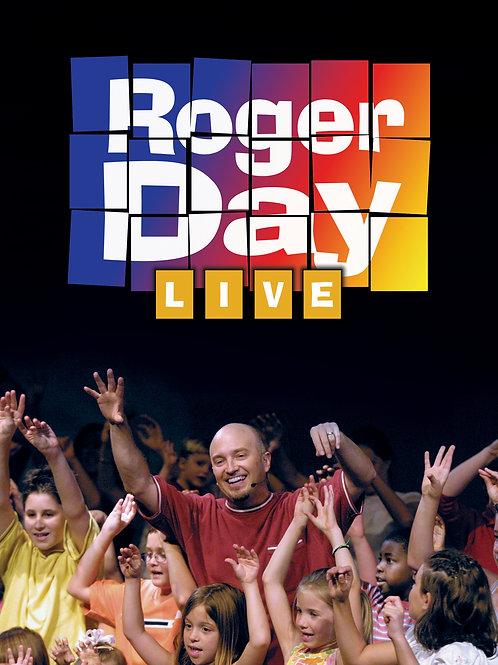 Roger Day Live DVD