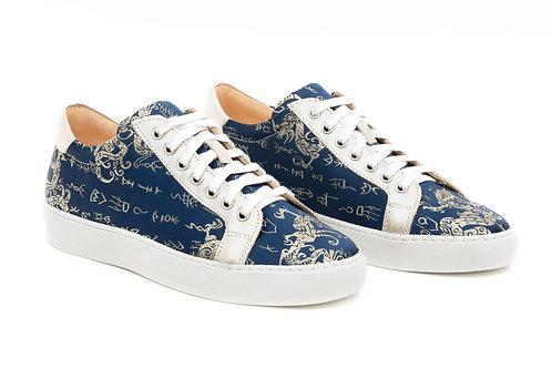 Golden Bluespell sneakers