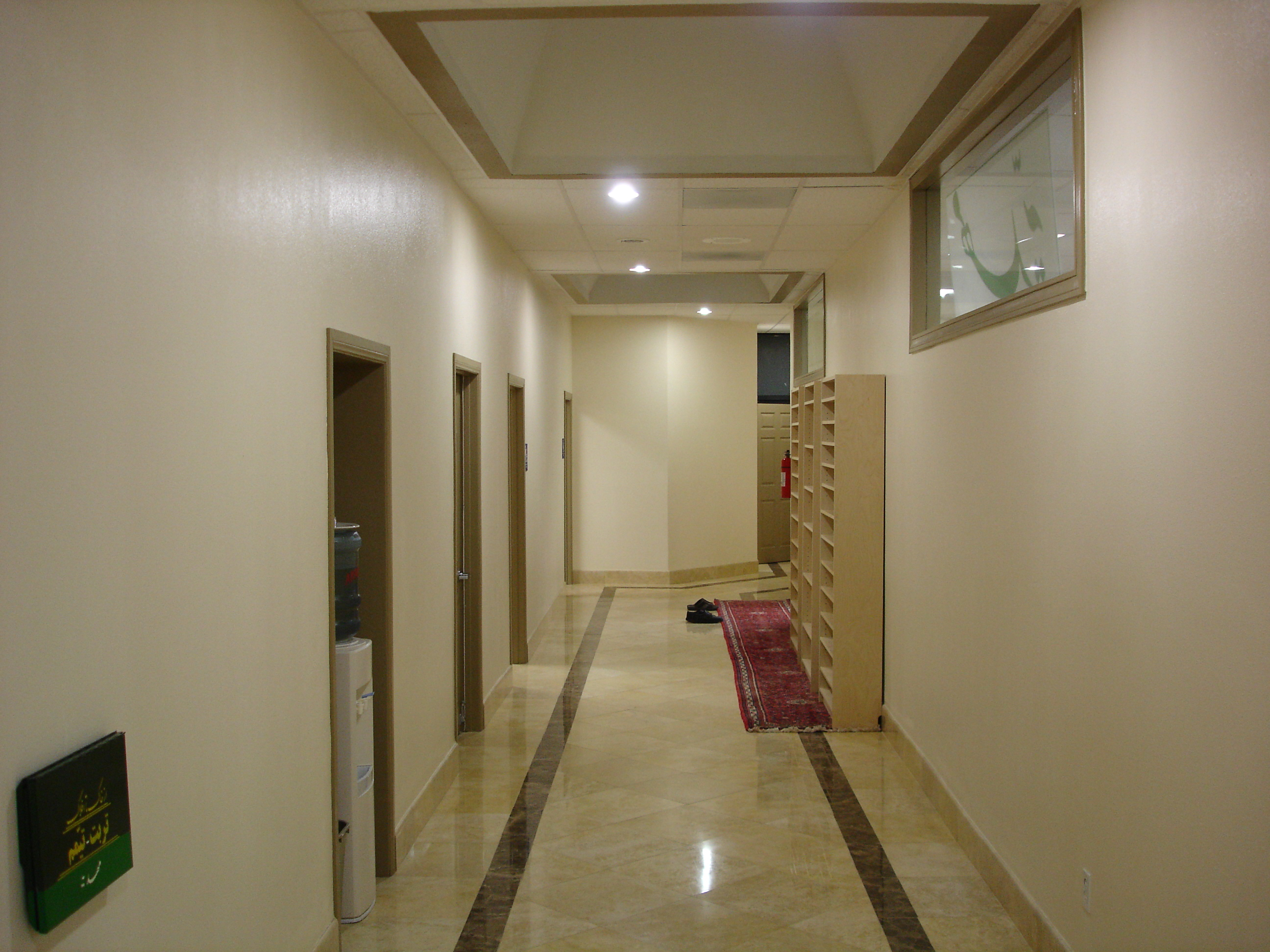3198-J Hallway