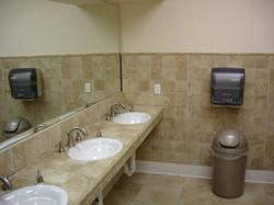 3198-J Restroom Interior