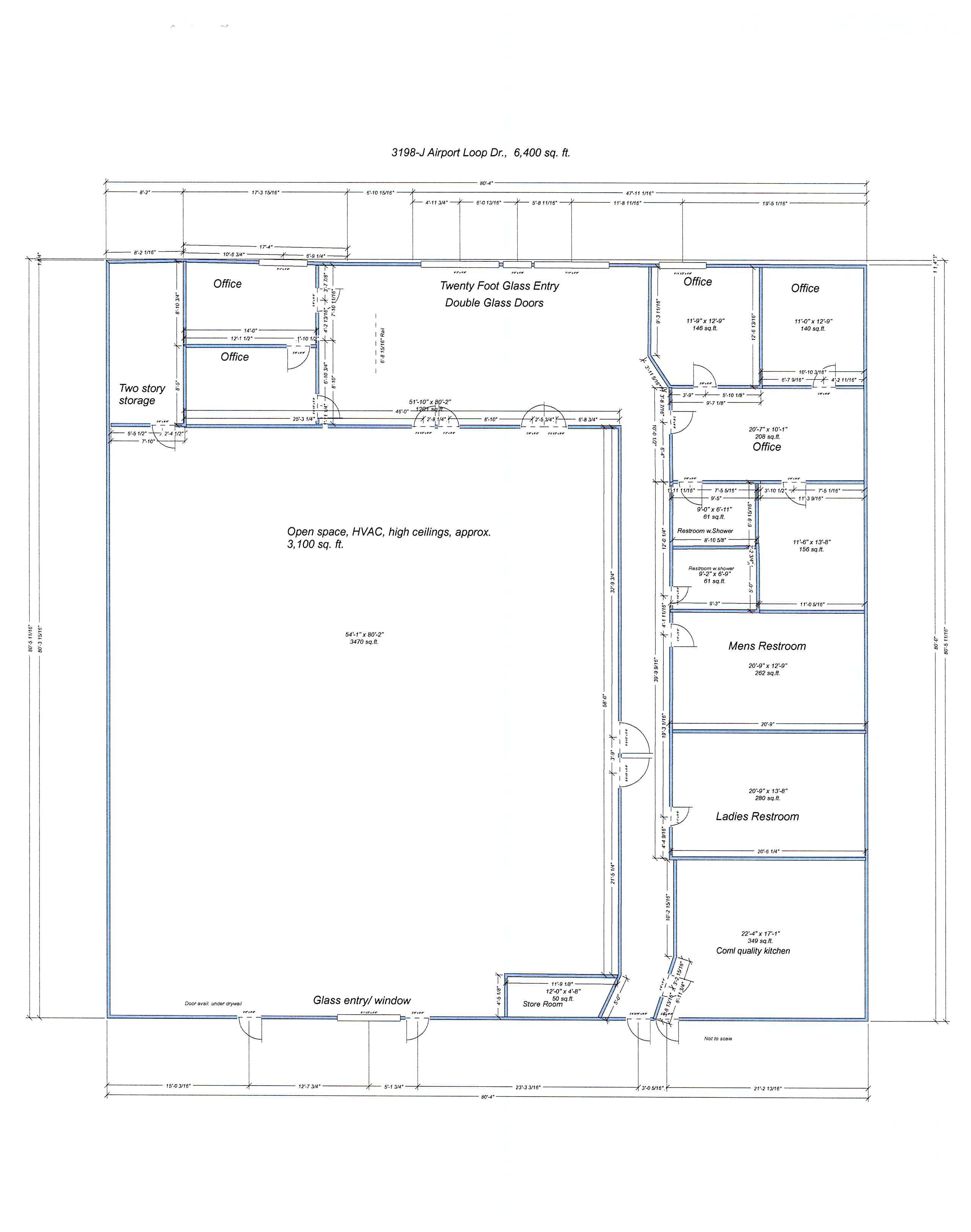 3183-J Floor Plan