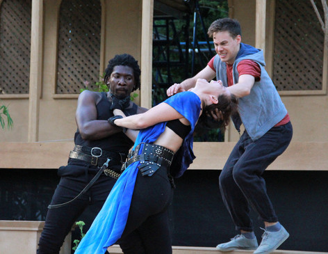 Romeo and Juliet - Tybalt and Assistant Fight Choreographer