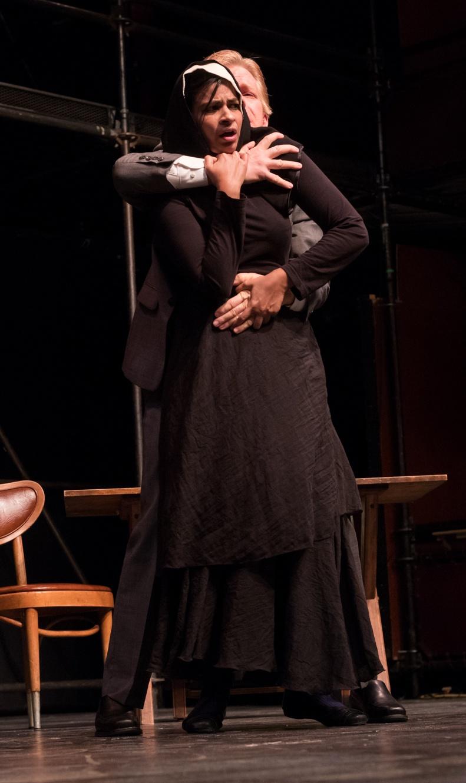 Radhika Rao and Cam Deaver - Measure for Measure - Shakespeare & Company
