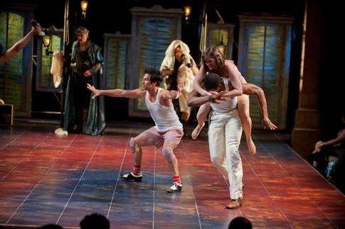 Midsummer Nights Dream - Shakespeare and Company