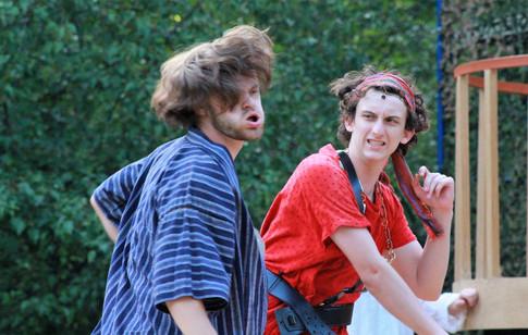 Romeo and Juliet - Elm Shakespeare