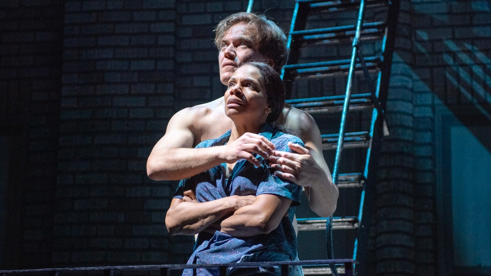 Audra McDonald and Michael Shannon - Frankie and Johnny in the Clair de Lune
