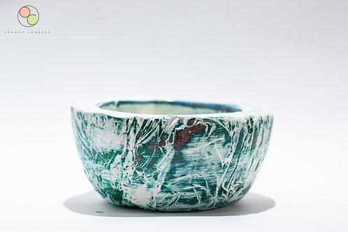 Key chain bowl