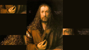 o autoportrétu albrechta dürera, neklidu instagramu a pravdivosti židle