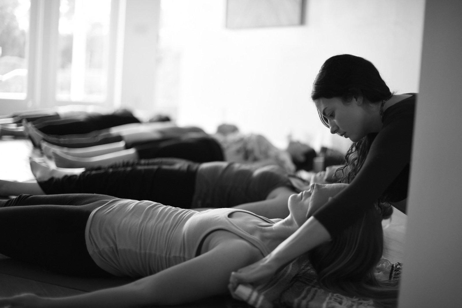 Adult Yoga for TT Families & Friends
