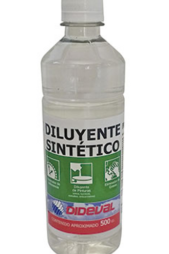 Diluyente sintético 500ml