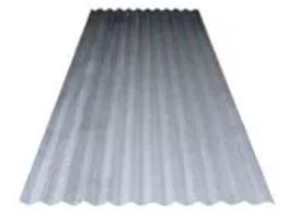 Zinc acanalado 0.85x3m