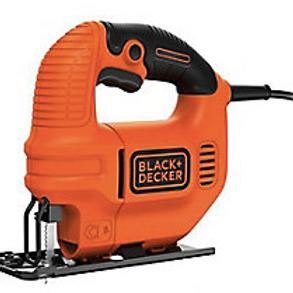 Sierra caladora Black & Decker 420w