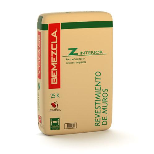 Mortero Bemezcla 25 kg (interior-exterior-piso-pega)