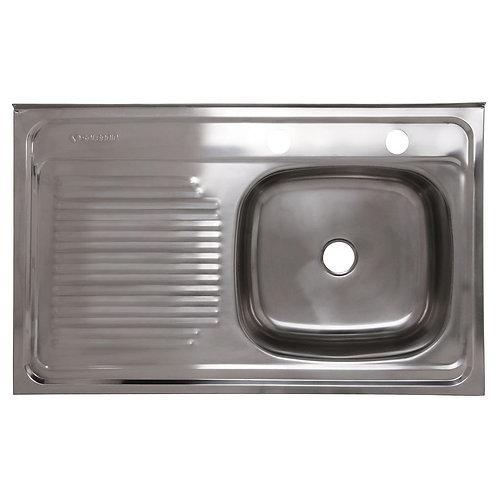 Lavaplatos simple 50 x 100 cm (derecha o izquierda)