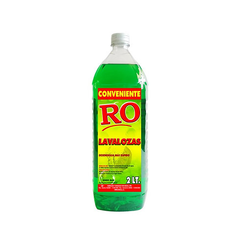 Lavalozas conveniente RO 2 lts