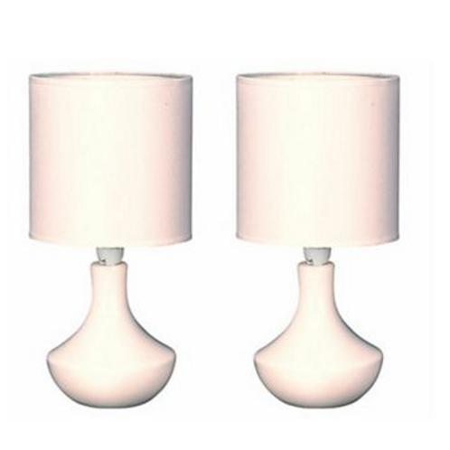 Lámpara 2 unidades (Variedad de colores)