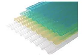Plancha fibra de vidrio 0.85x3.66m 0.5mm