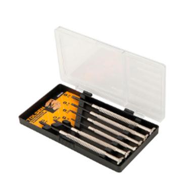 Set atornillador de precisión Tolsen / 6 piezas