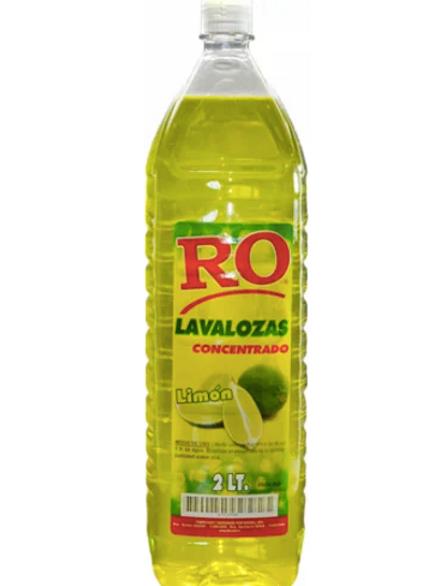 Lavalozas concentrado hipoalergénico RO 2 lts