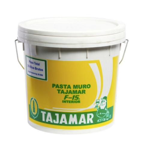 Pasta muro Tajamar f-15 25 kg