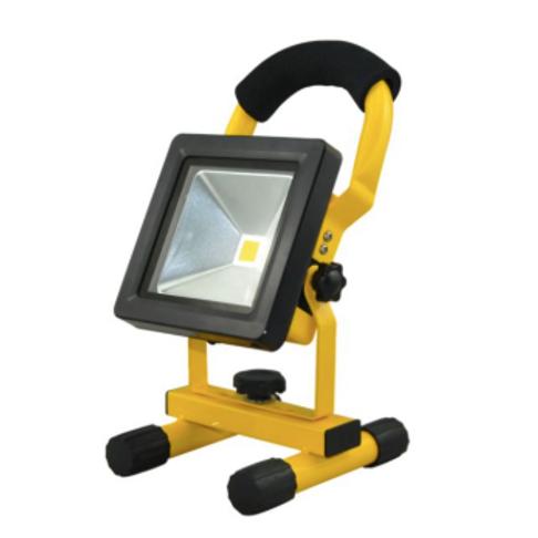 Foco proyector LED recargable USB 10w