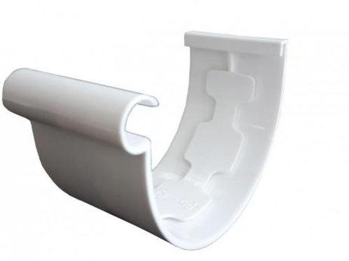 Unión canaleta PVC P-25