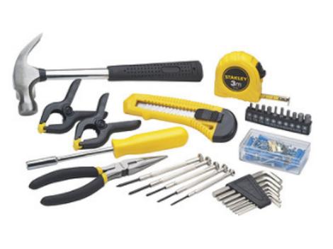 Set de herramientas Stanley / 116 piezas