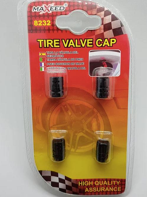 Tapa válvula para neumático