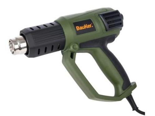 Pistola de calor eléctrica 2000w Bauker