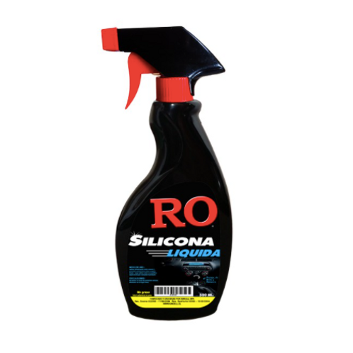 Silicona líquida para autos RO 500ml