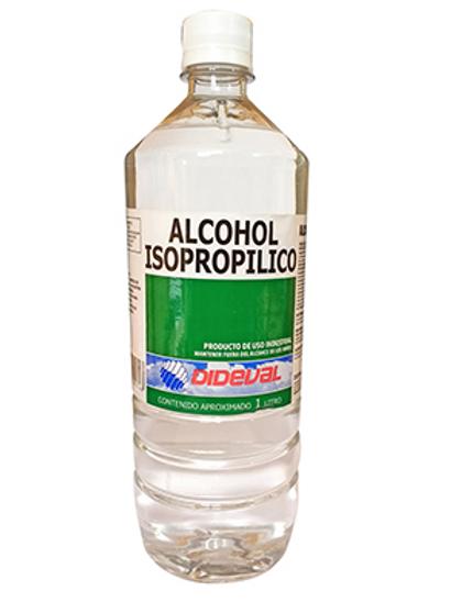 Alcohol isopropílico 1L