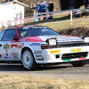 59 equipaggi nel 2° Lessinia Rally Historic. Pienone di iscritti a Bosco Chiesanuova.
