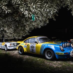 Confermate le date per le manifestazioni Rally Club Valpantena in programma nel 2020.