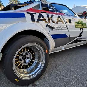54 partenti al 2° Lessinia Rally Historic e 93 nel 10° LessiniaSport.