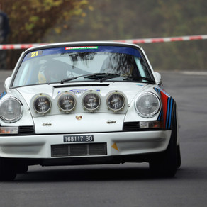 Marco Maiolo e Maria Teresa Paracchini vincono il 18° Revival Rally Club Valpantena