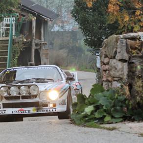 Grandi cambiamenti al 17° Revival Rally Club Valpantena
