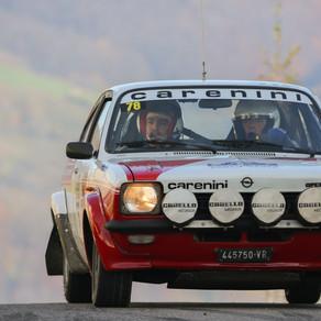 38 equipaggi per il debutto del 1° Lessinia Rally Historic
