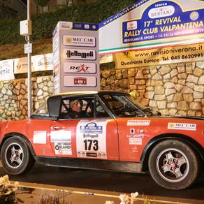 Bentivogli-Marani vincono il 17° Revival Rally Club Valpantena